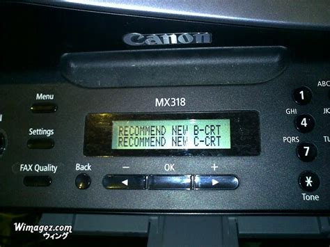 mp230 reset ink counter everibodi lafu rojaks canon pixma mx318 the correct way