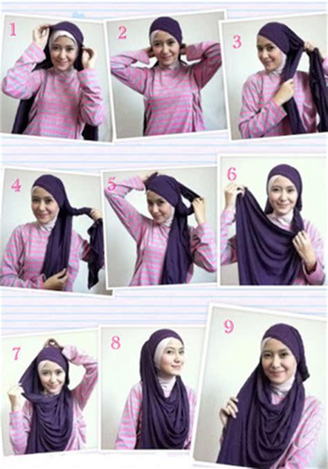 tutorial berhijab remaja cara memakai hijab modern untuk remaja