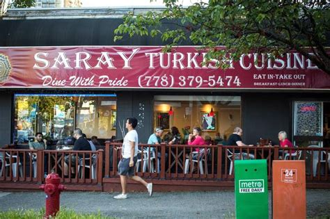 inside vancouver s saray turkish cuisine the globe and mail