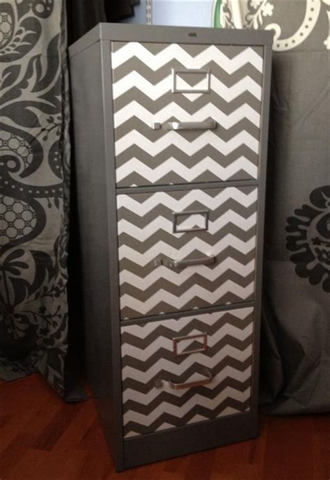 Chevron print contact paper ~ OH MY, this is a crafters