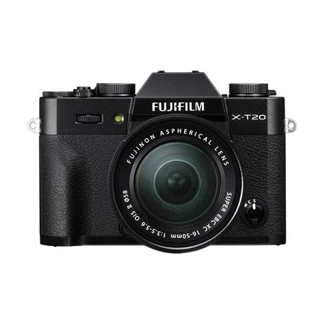 Fujifilm X T20 Only Silver Bonus Kamera Mirrorl Murah Jual Fujifilm X T20 Kit 16 50mm Kamera Mirrorless Silver