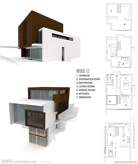 design house construction free 建筑模型源文件 室外模型 3d设计 源文件图库 昵图网nipic com