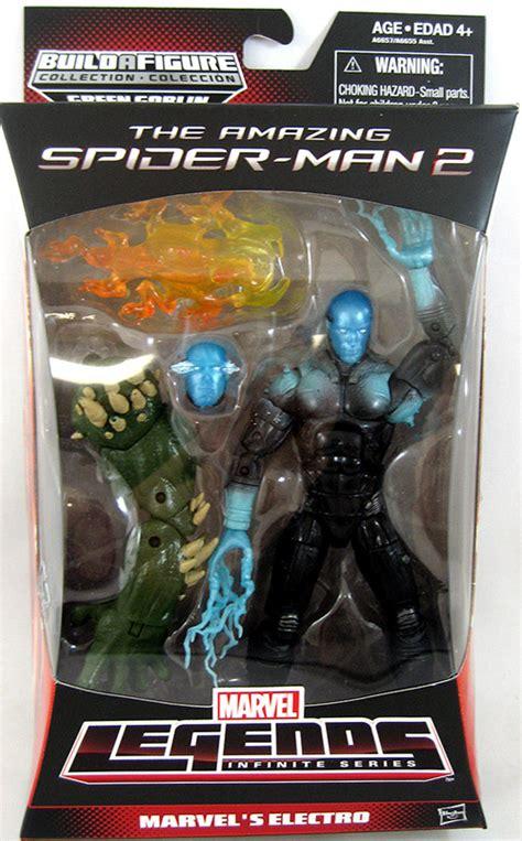Marvel Legends Invinite Electro electro marvel legends infinite figure amazing