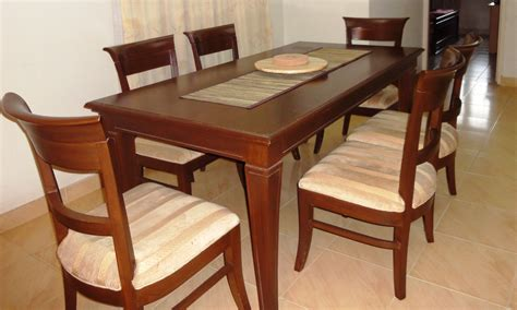 Dining Tables Used Used Dining Table For Sale Bukit