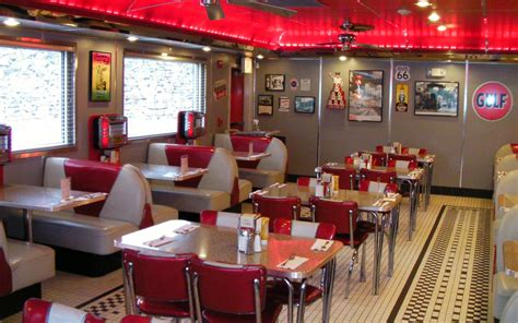 Diner Interior drive bob watson ceo of 5 diner photo gallery motor trend
