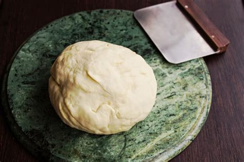 Handmade Pizza Dough - instant yeast pizza dough recipe