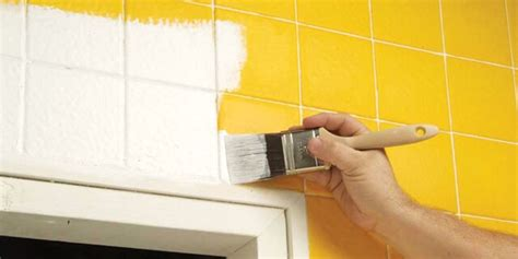 painting over bathroom tile painting bathroom tiles decorating advice