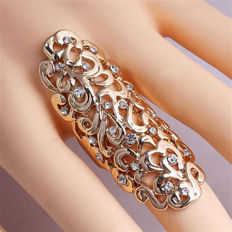 2015 new hot fashion jewelry wholesale pierced carving