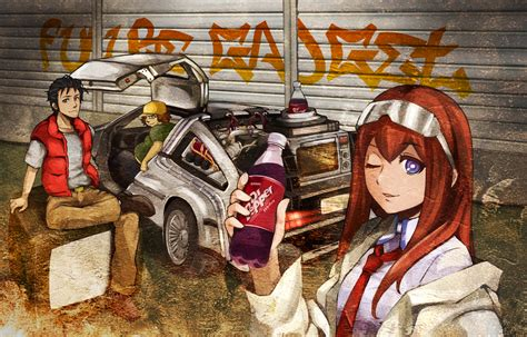 steinsgate wallpapers  sexy pictures