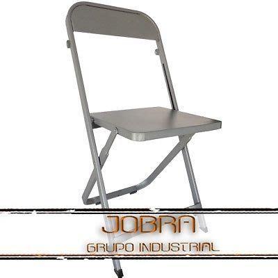 sillas metalicas plegables sillas y mesas para metalicas plegables