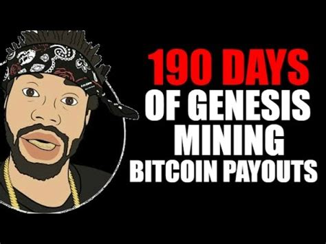 bitconnect vs genesis mining day 120 of genesis mining youtube