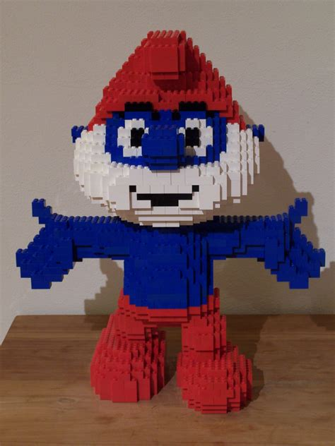 Ebay Of The Day Smurftastic it s a smurfy day the brothers brick the brothers brick
