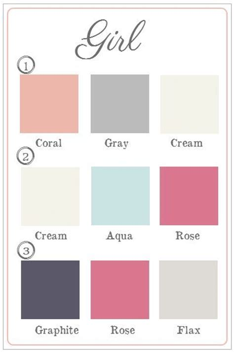 best color for girls perfect color scheme brooke berk pinterest