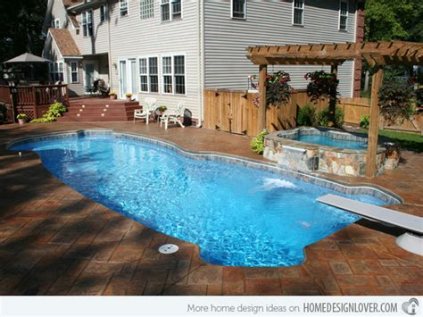 pools with spas 15 fabulous swimming pool with spa designs