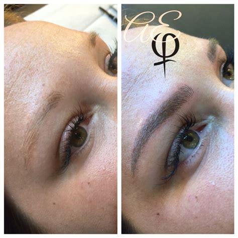 eyebrows tattoo shop best 25 tattooed eyebrows ideas on eyebrow