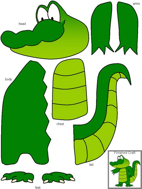 alligator crafts for maurice sendak alligators all around an alphabet with