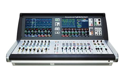 Daftar Mixer Audio Soundcraft vi1000 soundcraft professional audio mixers