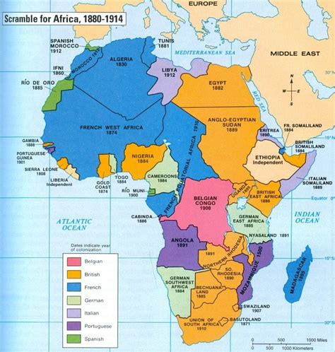 map world before apart map of colonized africa 1880 1914 important for teaching