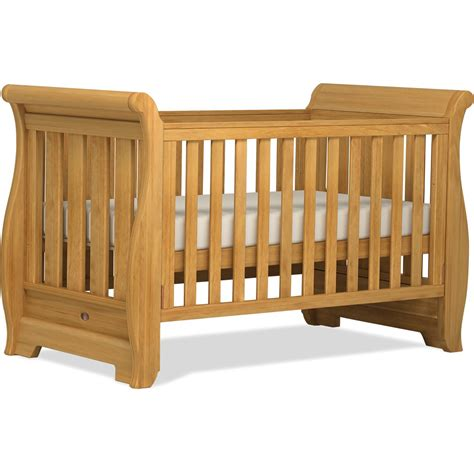 Sleigh Cot Bed Boori Sleigh Cot Bed Available From W H Watts Nursery