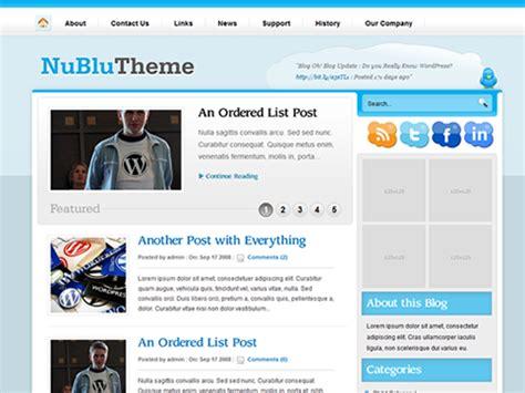 wordpress template free http webdesign14 com