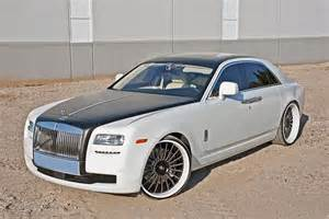 Custom Rolls Royce Ghost Custom Rolls Royce Ghost Rb Custom Cars