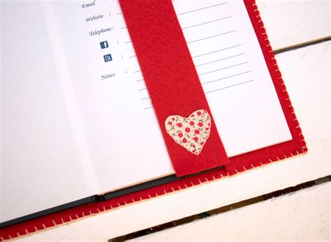 free pattern for notebook cover appliqu 233 heart notebook cover a5 free pattern miss