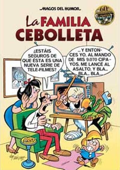 libro magos del humor 185 magos del humor la familia cebolleta manuel v 225 zquez comprar libro en fnac es