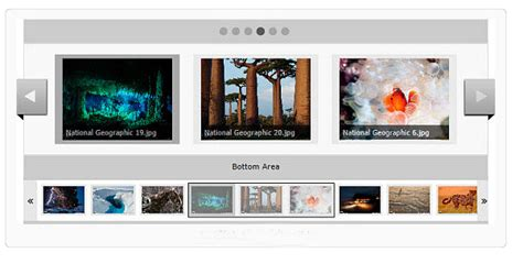 Image Thumbnail Slider Jquery html jquery slider with image thumbnails stack overflow