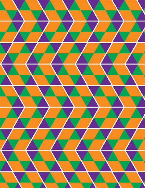 pattern in shape when illustrator attacks shape pattern and color harmonies