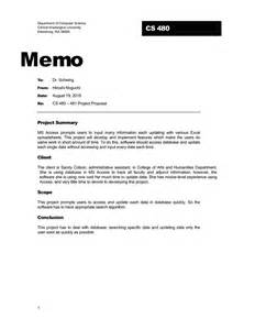 project memo template doc 12781647 project memo template doc12781647 project