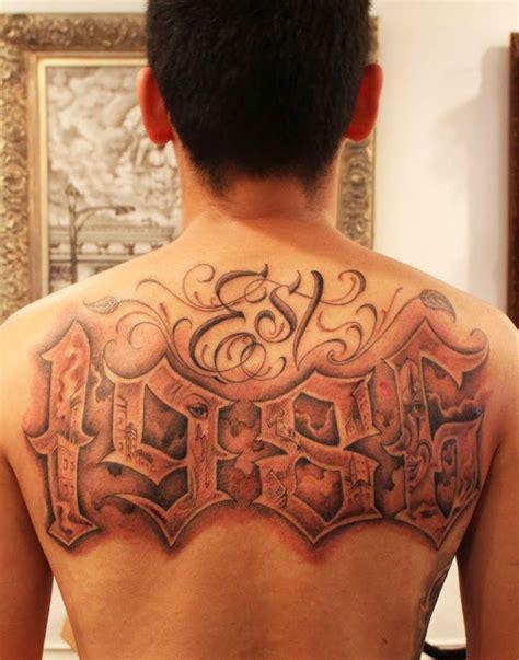 est 1983 tattoo drawings tattoo46us image gallery est tattoos
