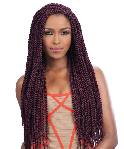 medium box braids with human hair long medium box braid freetress bulk crochet latch hook