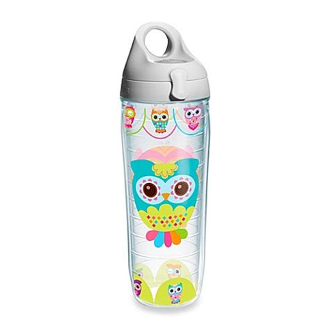bed bath and beyond water bottle tervis 174 whimsical birds 24 ounce wrap water bottle bed