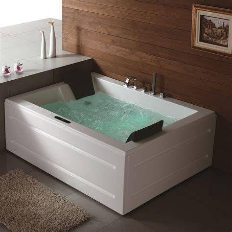 two bathtubs bathtubs idea astounding whirlpool bath tubs portable