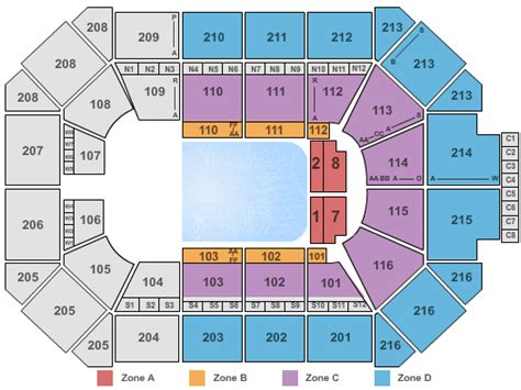 allstate arena floor plan allstate arena floor plan seating chart allstate arena