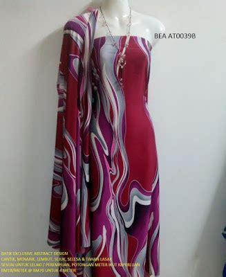 Batik Abstrak Exclusive sweetbajukurung