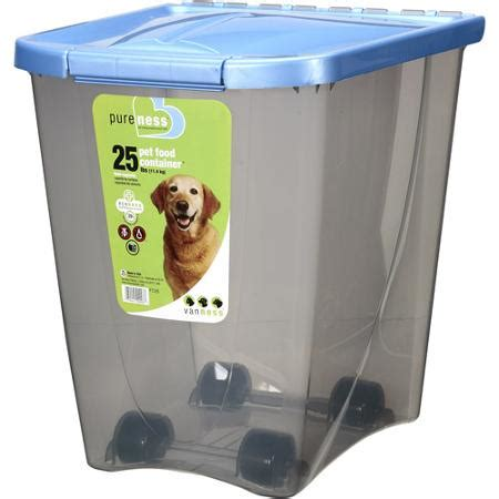 food container walmart pet food storage container walmart