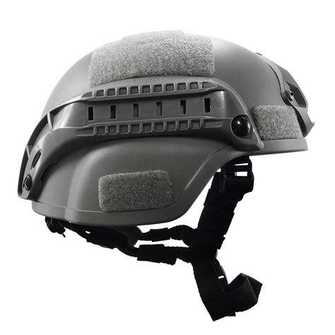 Yudistra Helm Tactical Mich 2000 Black Gosir outdoor vereinfachte aktion milit 228 rischen taktischer kf reiten mich2000 helm