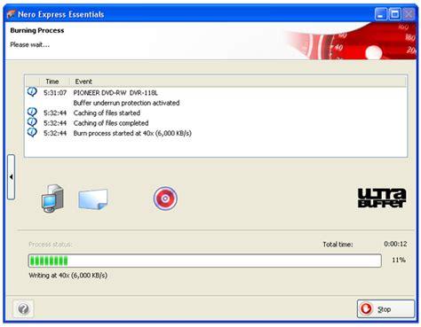 File Nero 7 Essentials Ori Asli Baru wong ndeso nggawe membakar file ke cd dengan