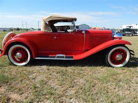 chrysler roadster 1931 chrysler cm6 roadster for sale 1656188 hemmings