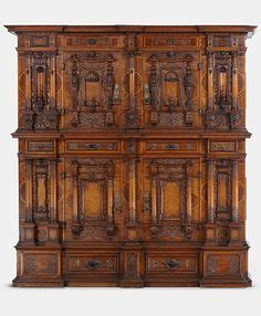 mattern furniture a dutch baroque ebony armoire late 17th century