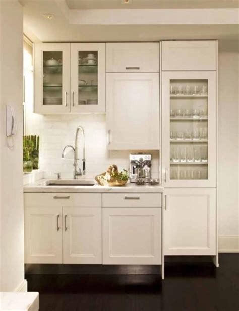stylish kitchen 13 best space saving small kitchens and