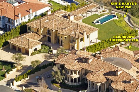 and kanye west house photos moejackson