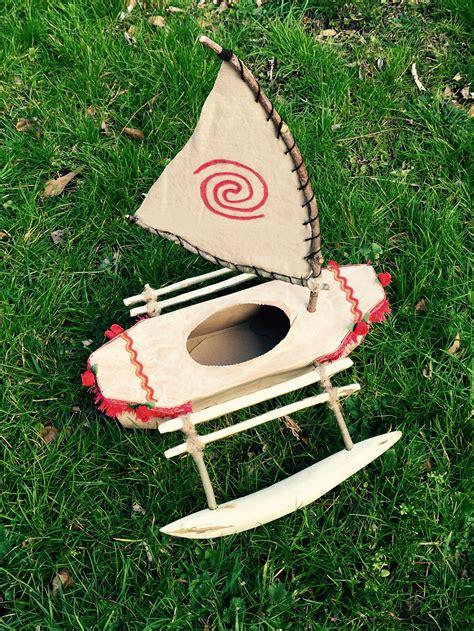 moana boat toy nz valentine box moana boat made from a tissue box for school