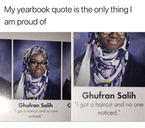 25 best memes about yearbook quote yearbook quote memes
