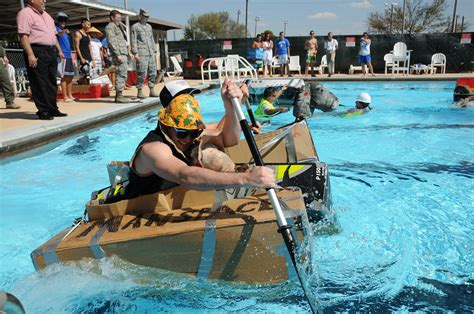 cardboard boat for play 40 swimming pool games for kids and adults medallion energy