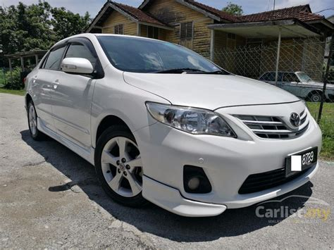 Frame Toyota Corolla Altis 2013 Mobil toyota corolla altis 2013 e 1 8 in selangor automatic sedan white for rm 56 800 3698048