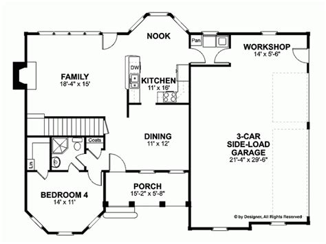 2000 square foot 2 story house plans eplans country house plan timeless two story with touches of craftsman style 1897