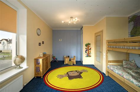 curious george bedroom childrens rugs rug rats