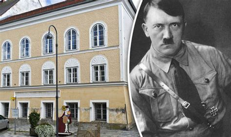 hitler born house adold hitler s house will stay as austria vows not to